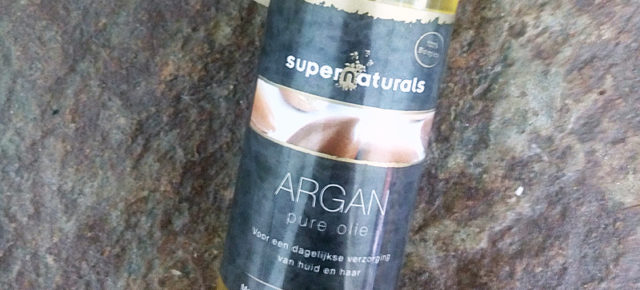 Multifunctionele Bio Argan olie